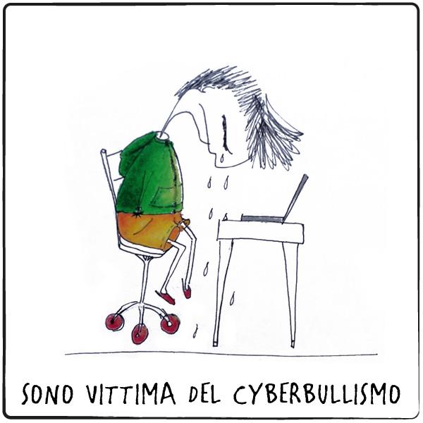 Sono vittima del cyberbullismo